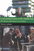 Contending Visions of the Middle East 2nd edition 9780521133074 0521133076