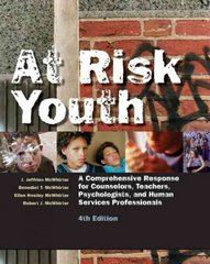 At Risk Youth 4th edition 9780534272364 0534272363