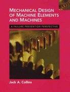 Mechanical Design of Machine Elements and Machines 1st edition 9780471033073 0471033073