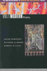 The Norton Anthology of Modern and Contemporary Poetry 3rd Edition 9780393977912 0393977919