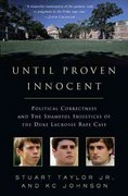 Until Proven Innocent 1st edition 9780312369125 0312369123