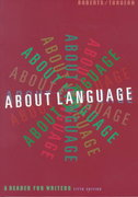 About Language 5th edition 9780395874639 0395874637