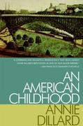 An American Childhood 0 9780060915186 0060915188