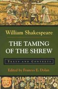 The Taming of the Shrew 1st Edition 9780312108366 0312108362