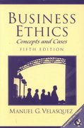 Business Ethics: Concepts and Cases 5th edition 9780130938213 0130938211