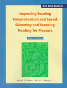 Improving Reading Comprehension and Speed 2nd edition 9780844258874 0844258873