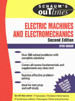 Schaum's Outline of Electric Machines & Electromechanics 2nd edition 9780070459946 0070459940