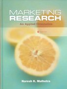 Marketing Research 5th edition 9780132279468 0132279460