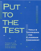 Put to the Test 1st Edition 9780325002781 0325002789