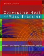 Convective Heat & Mass Transfer w/ Engineering Subscription Card 4th edition 9780072990737 0072990732