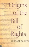 Origins of the Bill of Rights 1st Edition 9780300089011 0300089015