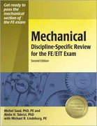 Mechanical Discipline-Specific Review for the FE/EIT Exam 2nd edition 9781591264026 1591264022