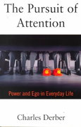 The Pursuit of Attention 2nd Edition 9780195135497 0195135490