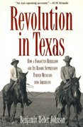 Revolution in Texas 1st Edition 9780300109702 0300109709