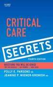 Critical Care Secrets 4th edition 9781416032069 1416032061