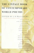 The Vintage Book of Contemporary World Poetry 1st edition 9780679741152 0679741151
