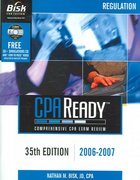 CPA Comprehensive Exam Review 35th edition 9781579614751 1579614752