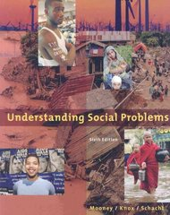 Understanding Social Problems 6th edition 9780495504283 0495504289