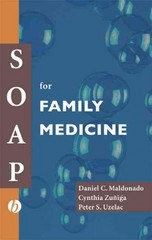 SOAP for Family Medicine 1st edition 9781405104371 1405104376