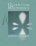 Quantum Mechanics 1st edition 9780805387162 0805387161