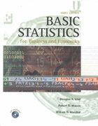 Basic Statistics for Business and Economics 3rd edition 9780072344028 0072344024
