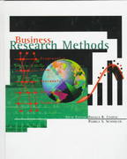 Business Research Methods 6th edition 9780256239522 0256239525