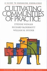 Cultivating Communities of Practice 1st edition 9781578513307 1578513308