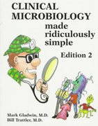 Clinical Microbiology Made Ridiculously Simple 2nd Edition 9780940780323 0940780321