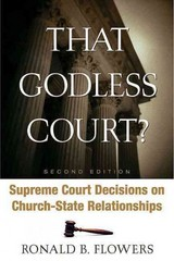 That Godless Court? Second Edition 2nd edition 9780664228910 0664228917