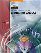 I-Series: Microsoft Office Access 2003 Introductory 1st edition 9780072830613 0072830611