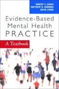Evidence-Based Mental Health Practice 1st edition 9780393704433 0393704432