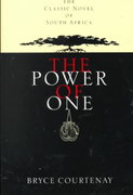 The Power of One 1st Edition 9780345410054 034541005X