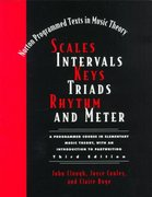 Scales, Intervals, Keys, Triads, Rhythm, and Meter 3rd edition 9780393973693 0393973697