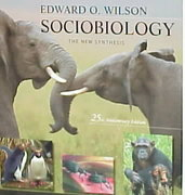 Sociobiology 2nd edition 9780674002357 0674002350