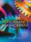 Performance Management 2nd Edition 9780136151753 0136151752