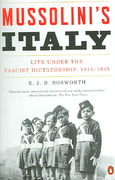 Mussolini's Italy 1st Edition 9780143038566 0143038567