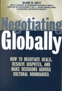 Negotiating Globally 1st edition 9780787955861 0787955868