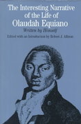 The Interesting Narrative of the Life of Olaudah Equiano 0 9780312111274 0312111274