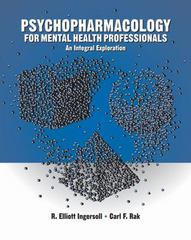 Psychopharmacology for Helping Professionals 1st Edition 9780534611828 0534611826