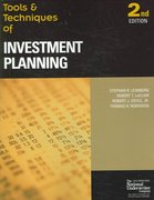 Tools & Techniques of Investment Planning 2nd edition 9780872186897 087218689X