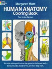 Human Anatomy Coloring Book 1st Edition 9780486241388 0486241386