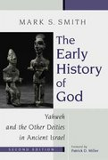 The Early History of God 2nd edition 9780802839725 080283972X