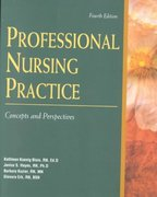 Professional Nursing Practice 4th edition 9780130282880 013028288X