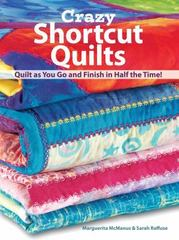 Crazy Shortcut Quilts 0 9780896895478 0896895475
