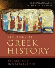 Readings in Greek History: Sources and Interpretations 1st Edition 9780195178258 0195178254