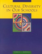 Cultural Diversity in Our Schools 1st edition 9780534512477 053451247X