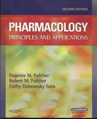 Pharmacology 2nd edition 9781416025405 1416025405