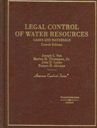 Legal Control of Water Resources 4th edition 9780314163141 031416314X