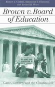 Brown v. Board of Education 1st Edition 9780700612895 0700612890