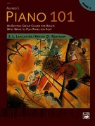 Alfred's Piano 101 1st Edition 9780739002575 0739002570